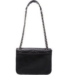 Shoulder Bag Rosie Studs Black