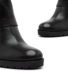 Ankle Boot Tratorada Cape Black