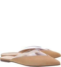Flat Mule Crystal Neutral