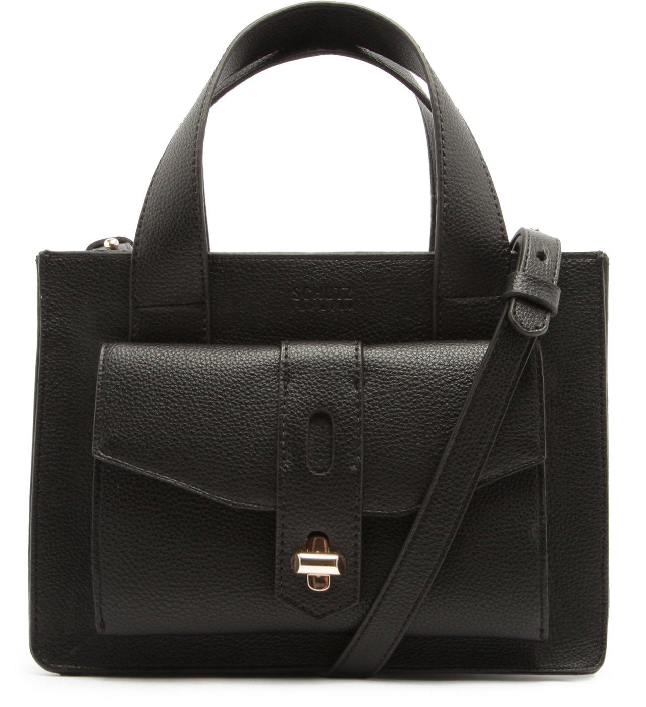 Crossbody Pocket Minimal Black | Schutz