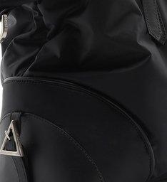 Shopping Bag Nylon Black
