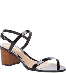 Sandália Minimal Black