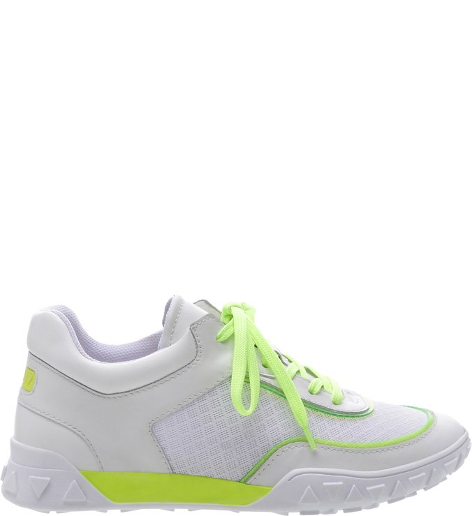 Tênis Lines Neon Lime