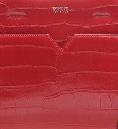 Tote Croco Red