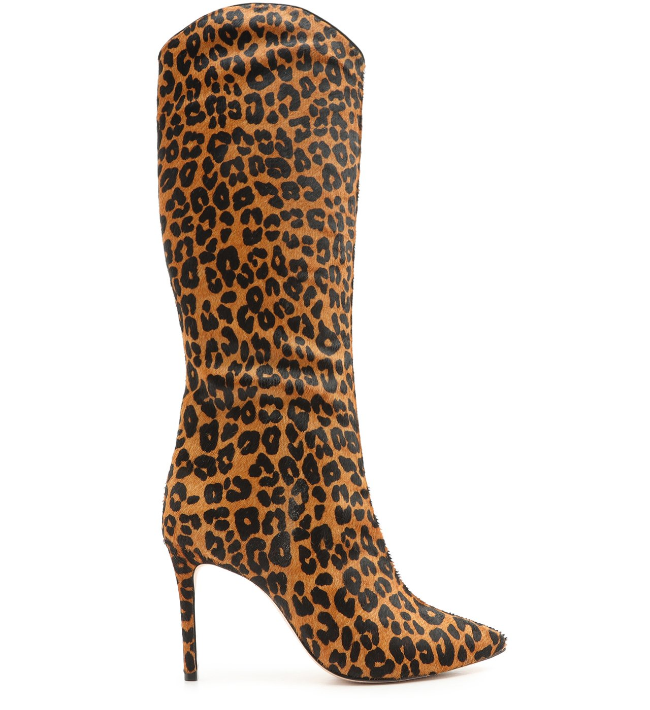 Bota Maryana Alto Animal Print | Schutz