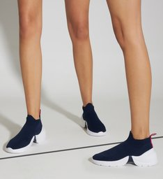 Tênis The Duo Knit Blue