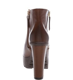 Combat Boots Salto Tratorado Wood