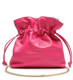 Crossbody Bucket Liv Pink/Flowers