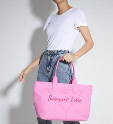 Shopping Bag Connie Pink