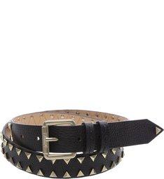 Studs Belt Black