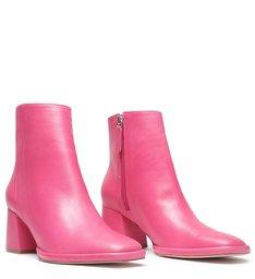 New Boot Evasê Pink