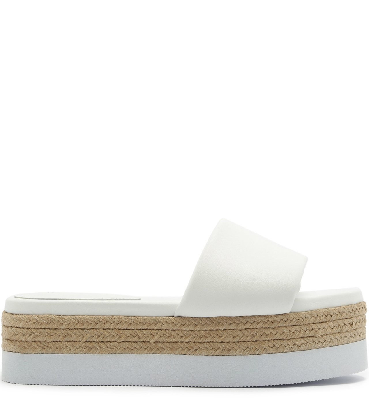 Slide Flatform Natural White | Schutz