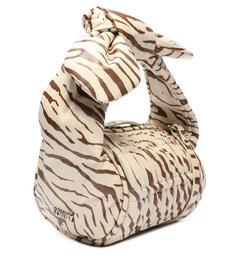 Bolsa Mini Tiracolo New Demi Zebra