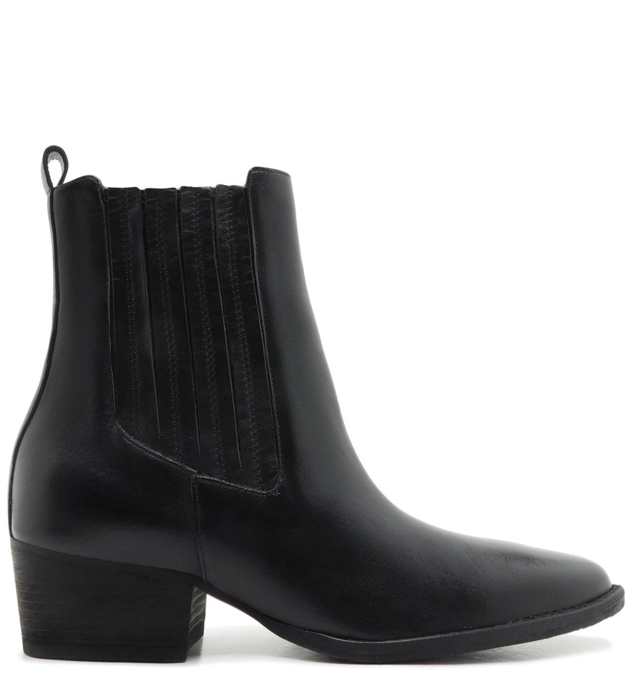 Chelsea Boot Black | Schutz