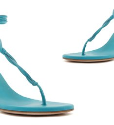 [BACK IN STORE] SANDÁLIA SALTO STRINGS FLIP FLOP POP GREEN