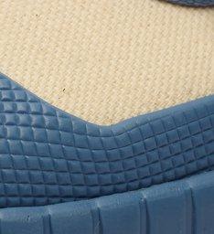 Tênis Cano Baixo Smash Branco / Azul