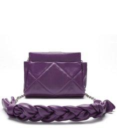 Crossbody Iris Purple