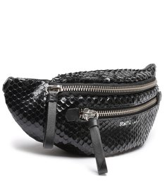 Pochete New Maxxi Bright Snake Black