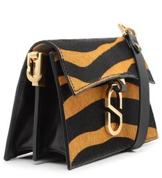 "Crossbody ""A to Z"" Zebra Soft"