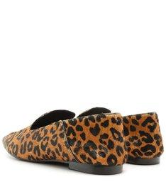 Loafer Animal Print
