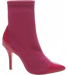 Gwen Sock Boot Stretch Pink