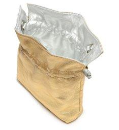 Crossbody Bucket Liv Prata/Gold