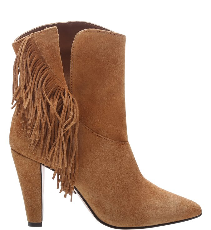 Bota Folk Fringes Neutral | Schutz