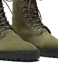 Coturno New Classic Verde-Militar