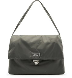 Shoulder Bag Nylon Grafite