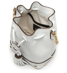 Bucket Bag Drop White