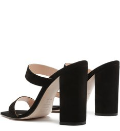 Sandália Classic Mule Nobuck Black