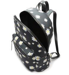 Mochila Neoprene Floral Black