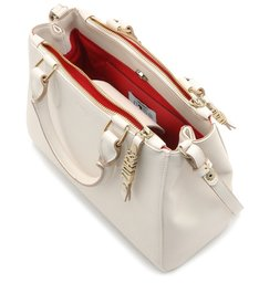 Mini Tote Nicky White