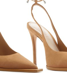 SCARPIN LACE-UP 944 HONEY