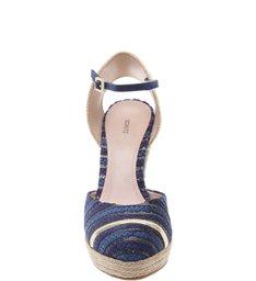 Sandália Multi Braid Dress Blue