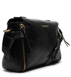 Crossbody Amber Black