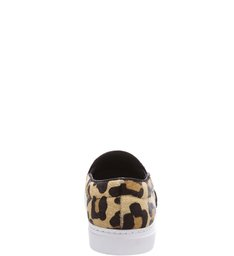 Tênis Slip On Low Animal Print