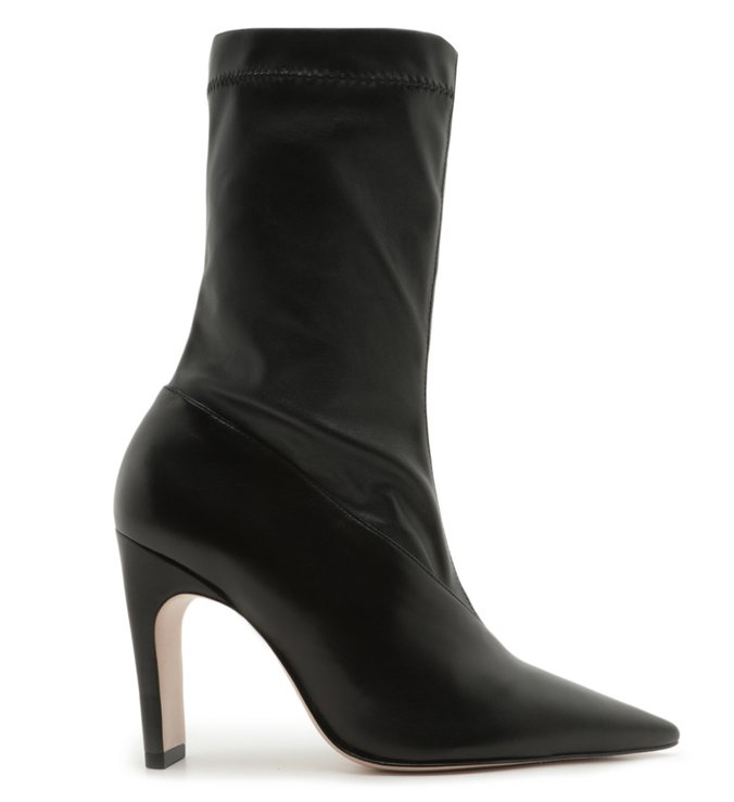 Sock Boot Ava Salto Black | Schutz