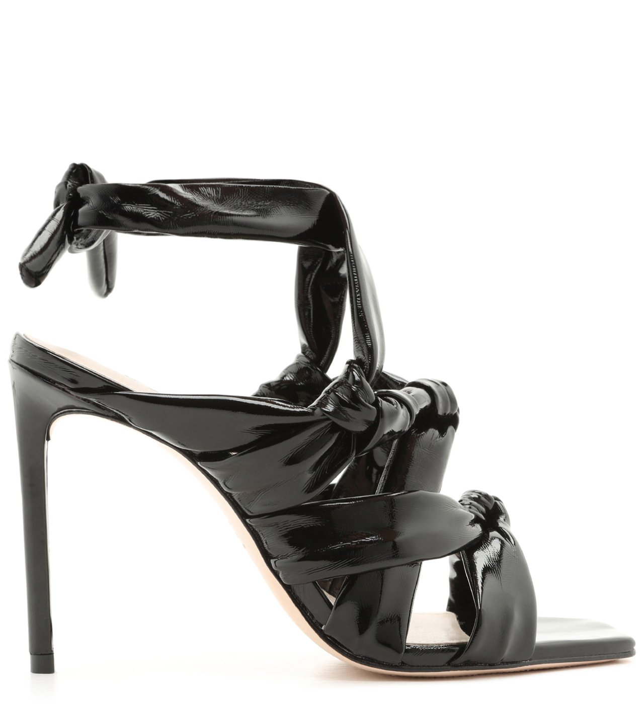 Sandália Stiletto Twist Black | Schutz