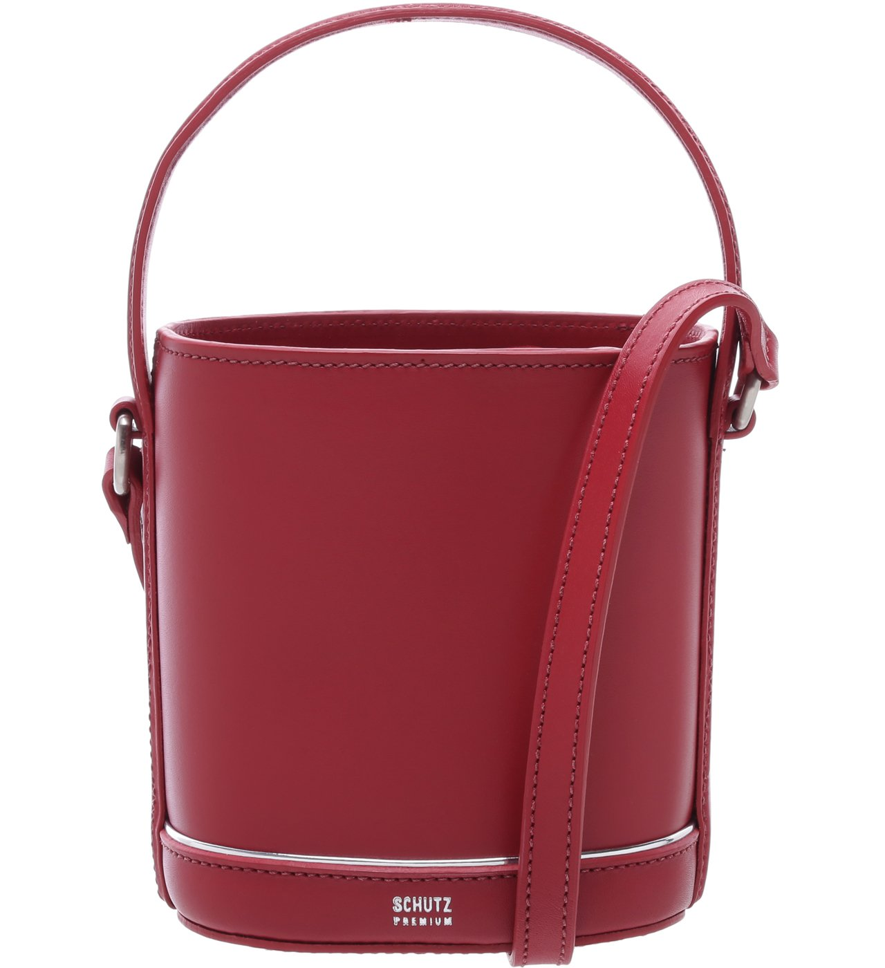 Bucket Bag Cindy Red Schutz Ilovee