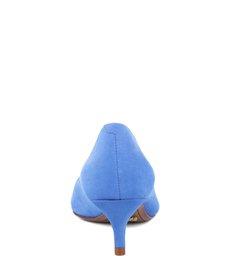 Scarpin Salto Médio Blue