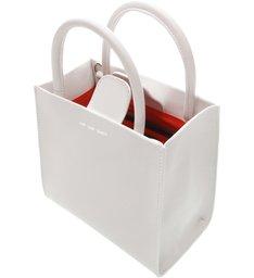 Minimal Bag Lica Strap White