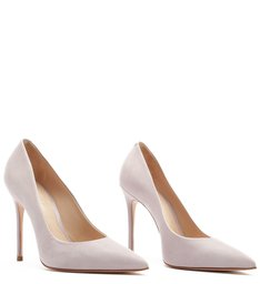 SCARPIN CLASSIC HIGH NOBUCK ROSE