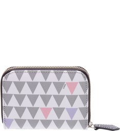 Carteira Triangle Pearl