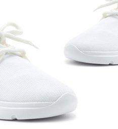 Tênis Classic Sporty Knit White