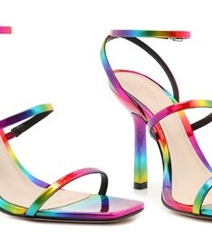 Sandália New Minimal Rainbow