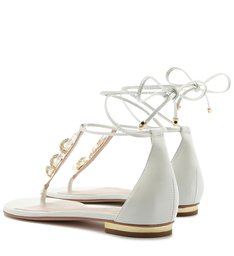 RASTEIRA STRINGS LACE-UP GLAM WHITE