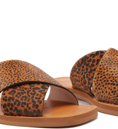 FLAT SLIDE ANIMAL PRINT TOAST