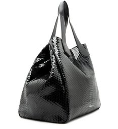 Shopping Bag New Maxxi Bright Snake Black