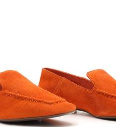 Loafer Suede Ocre